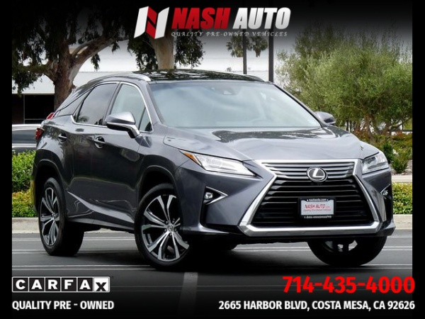 2016 Lexus RX in Costa Mesa, CA