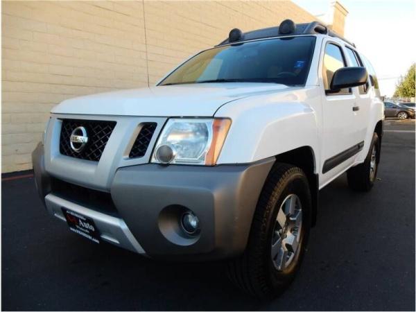 2012 Nissan Xterra in Sacramento, CA