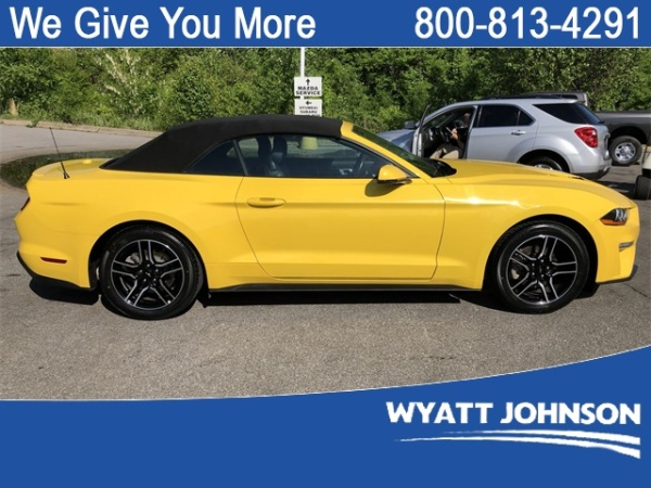 2018 Ford Mustang in Clarksville, TN