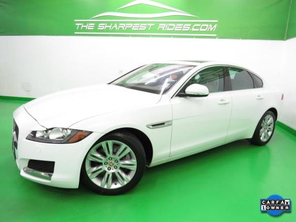 2017 Jaguar XF Premium
