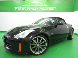 2008 Nissan 350z Grand Touring Roadster Auto For In Englewood Co