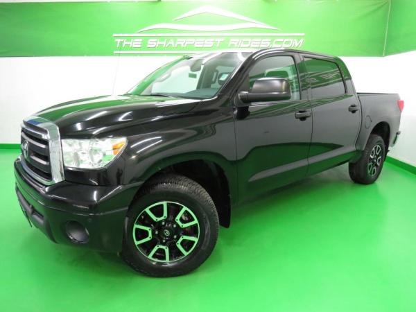 2013 Toyota Tundra CrewMax 5.5' Bed 5.7L V8 4WD