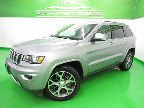 2018 Jeep Grand Cherokee in Englewood, CO