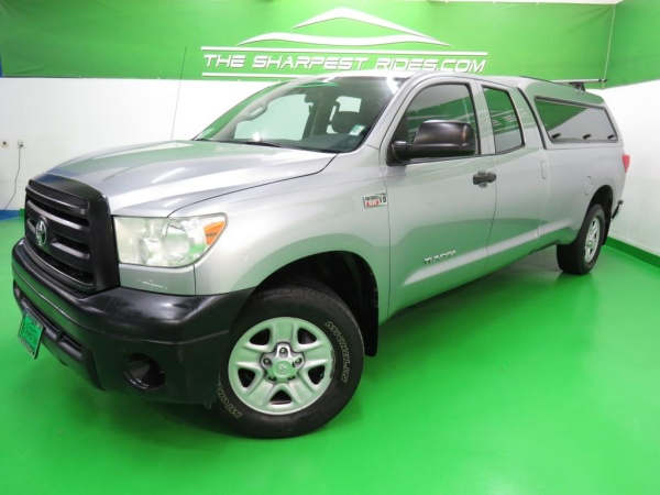 2010 Toyota Tundra Double Cab 8.1' Bed 5.7L V8 RWD