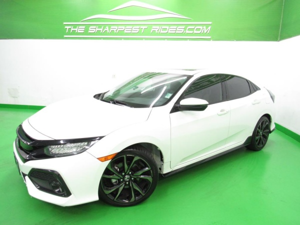 2017 Honda Civic in Englewood, CO