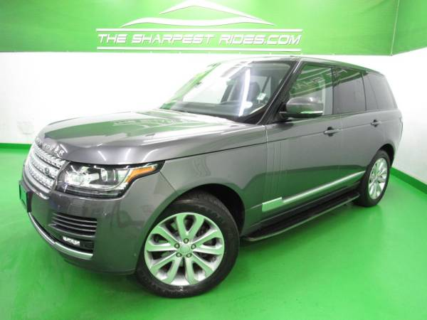 2016 Land Rover Range Rover in Englewood, CO