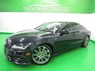Used Audi A7 For Sale In Green Mountain Falls Co 28 Used A7