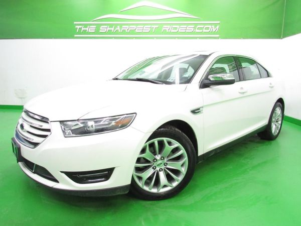 2019 Ford Taurus in Englewood, CO