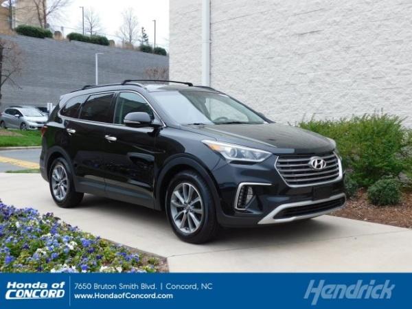 2017 Hyundai Santa Fe in Concord, NC