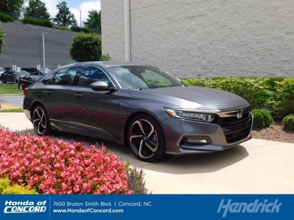 2019 Honda Accord in Concord, NC