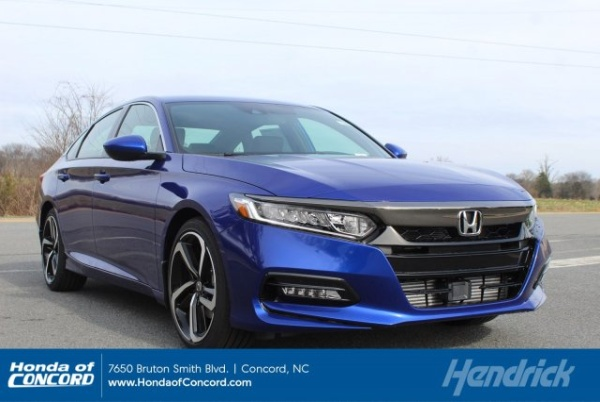 2019 Honda Accord in Concord, NC