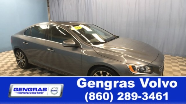 2017 Volvo S60 in East Hartford, CT