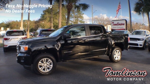 2019 GMC Canyon in Gainesville, FL