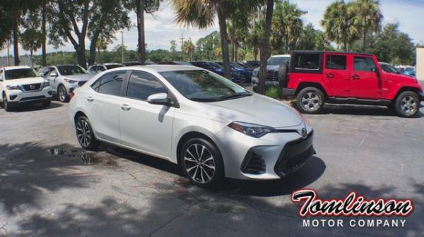 2018 Toyota Corolla in Gainesville, FL