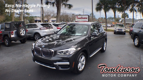 2020 BMW X3 in Gainesville, FL