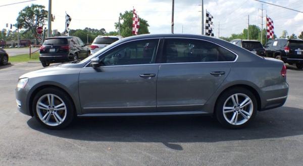 2013 Volkswagen Passat in Savannah, GA