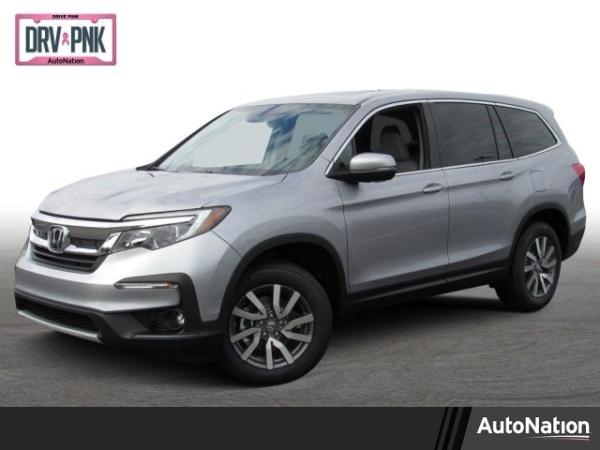 Honda Mobile Al >> 2019 Honda Pilot Ex L Fwd For Sale In Mobile Al Truecar