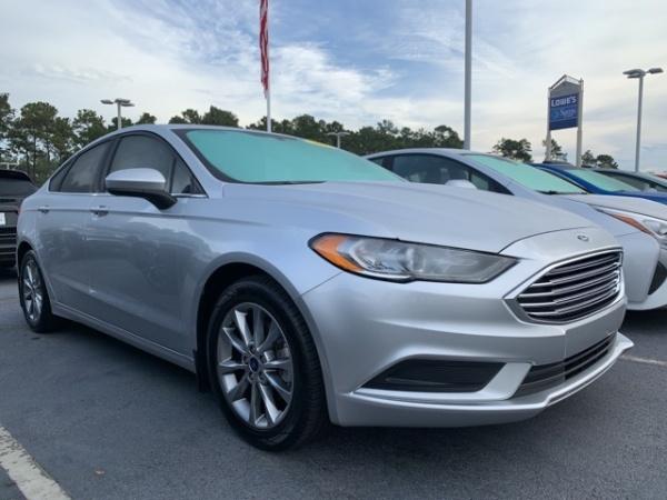 2017 Ford Fusion in Daphne, AL