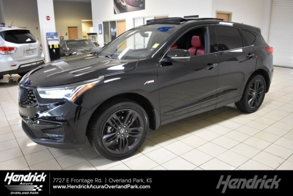 2019 Acura RDX FWD with A-Spec Package