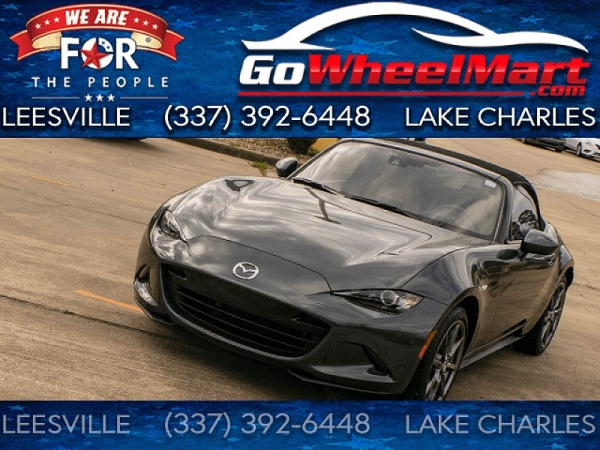 2016 Mazda MX-5 Miata Grand Touring