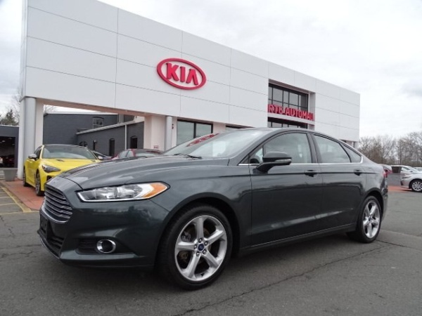 2016 Ford Fusion in Swansea, MA