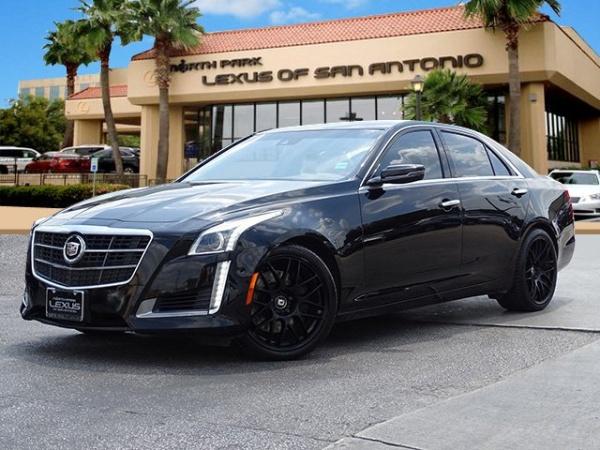 2014 Cadillac CTS Sedan 3 6T V-Sport RWD For Sale in San