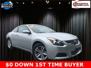 Used 2012 Nissan Altima 2.5 S Coupe CVT For Sale In Braddock Heights, MD