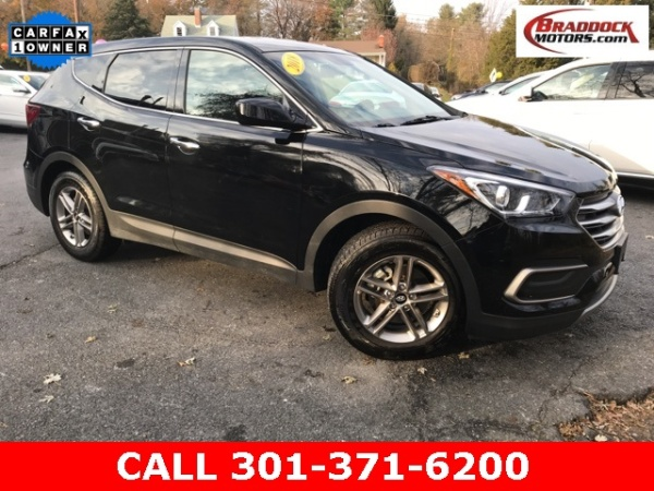 2018 Hyundai Santa Fe Sport in Braddock Heights, MD