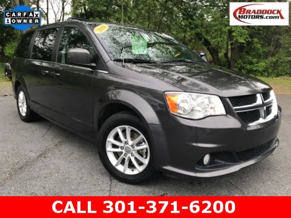 2018 Dodge Grand Caravan in Braddock Heights, MD