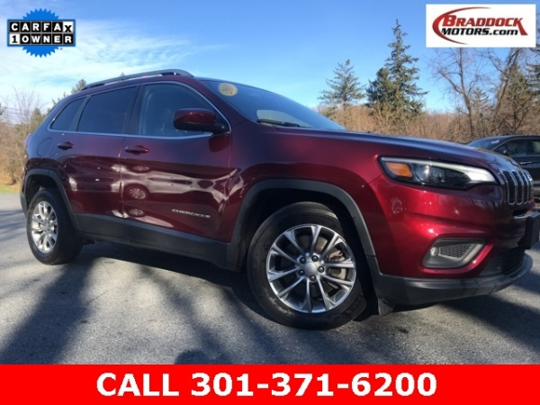 2019 Jeep Cherokee in Braddock Heights, MD