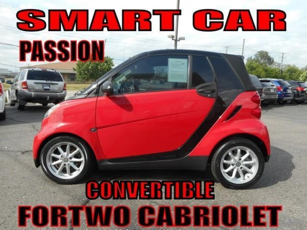 2009 Smart Fortwo Pion Cabriolet