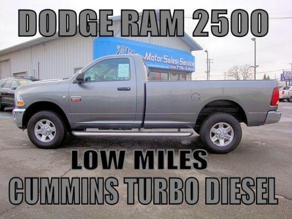 2010 Dodge Ram 2500 in Warren, MI