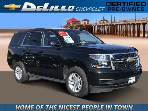2019 Chevrolet Tahoe in Huntington Beach, CA