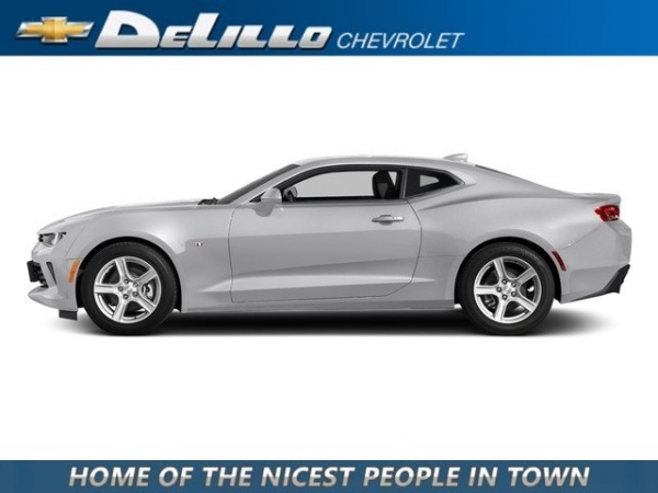 2018 Chevrolet Camaro Lt With 2lt Coupe For Sale In