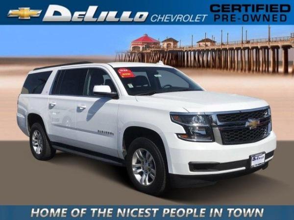 2019 Chevrolet Suburban in Huntington Beach, CA