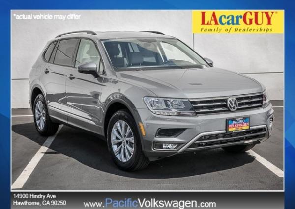2020 Volkswagen Tiguan in Hawthorne, CA