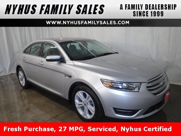 2016 Ford Taurus in Perham, MN