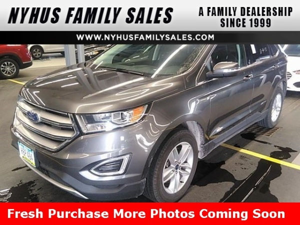 2018 Ford Edge in Perham, MN