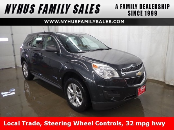 2012 chevrolet equinox ls fwd for sale in perham mn truecar. Black Bedroom Furniture Sets. Home Design Ideas