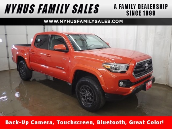 2017 Toyota Tacoma in Perham, MN