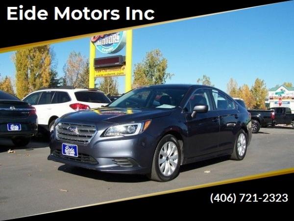 2016 Subaru Legacy in Missoula, MT