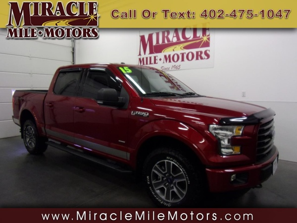 2015 Ford F-150 in Lincoln, NE