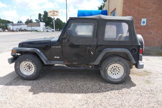 Used Jeep Wranglers Under 5 000 For Sale Truecar