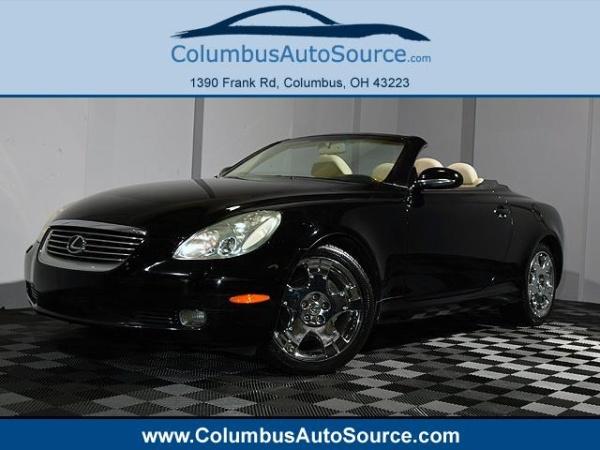 2004 Lexus Sc In Columbus Oh