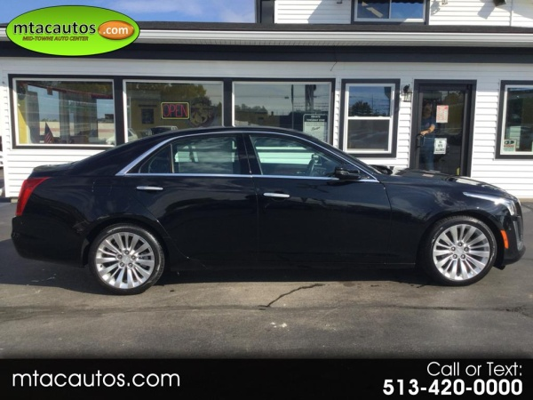used cadillac cts for sale in cincinnati oh u s news world report. Black Bedroom Furniture Sets. Home Design Ideas