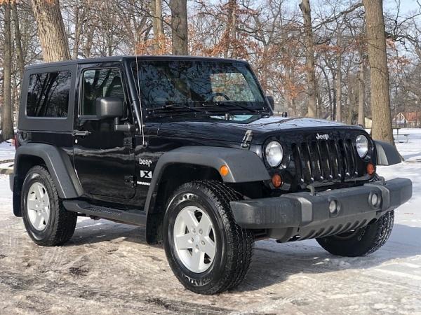 2009 Jeep Wrangler in Toledo, OH