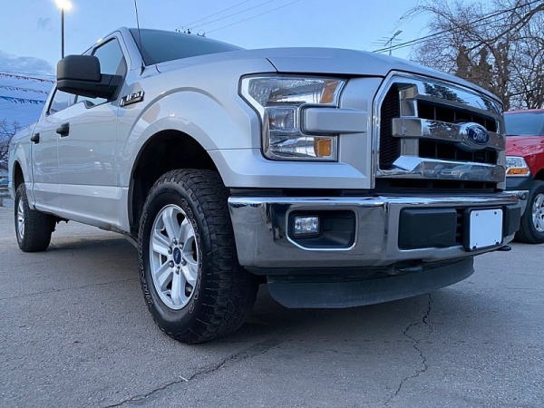 2015 Ford F-150 in Toledo, OH