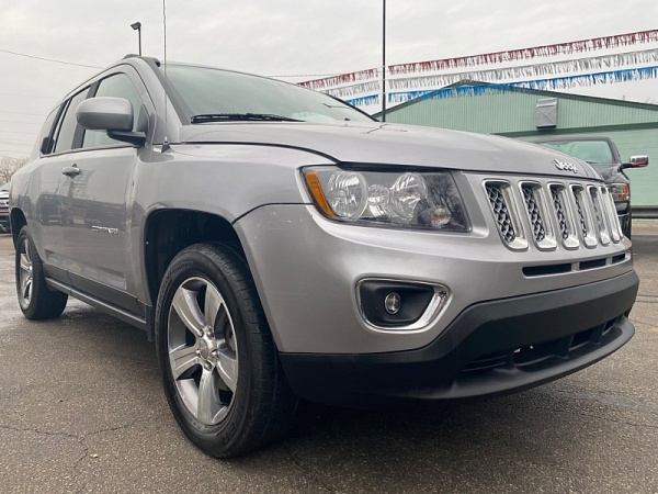2016 Jeep Compass in Toledo, OH