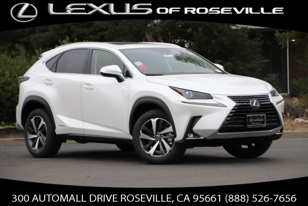 2020 Lexus NX in Roseville, CA