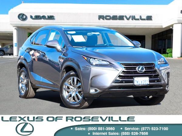 2015 Lexus NX in Roseville, CA